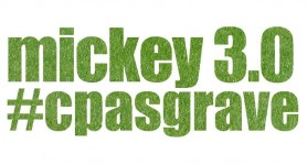 Single : #Cpasgrave de Mickey 3.0
